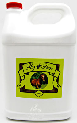Fly Free Food Supplement for horses, livestock, zoos, and pets is a strengthened formula of Flea Free to accommodate large animals more economically by reducing the dosage.  Works on horses, cattle, sheep, goats, llamas, dogs, etc.