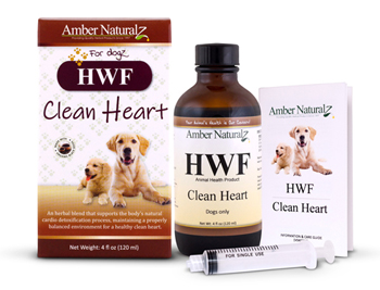 HeartWorm Free really works great to eliminate canine heartworm!